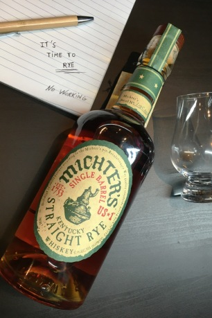 MICHTER'S US 1 Single Barrel Rye - 42,4%
