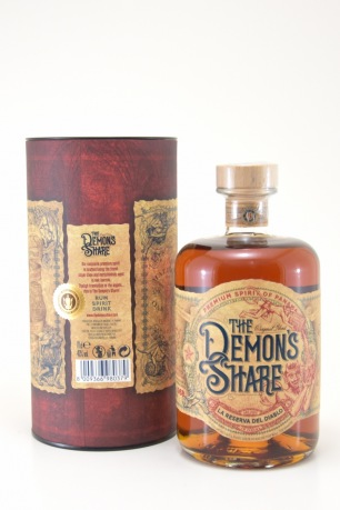 The Demon's Share - 6 ans - 40%