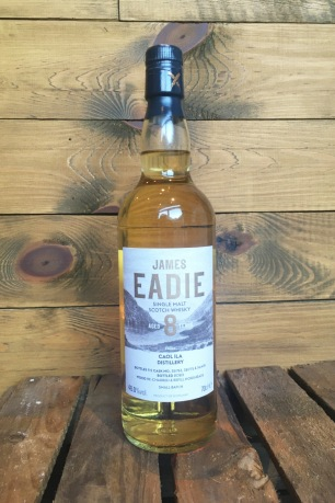 Caol Ila 8 ans - James Eadie - 46%